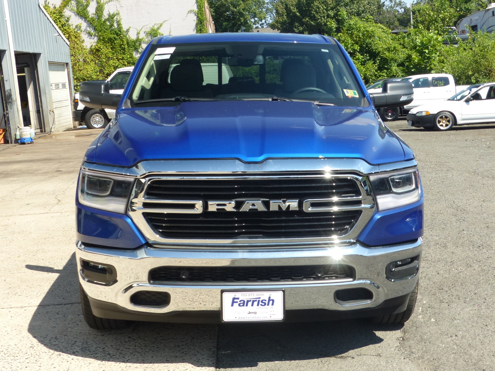 2019 Ram 1500 Quad Cab 4x4,  Pickup #D9216 - photo 4
