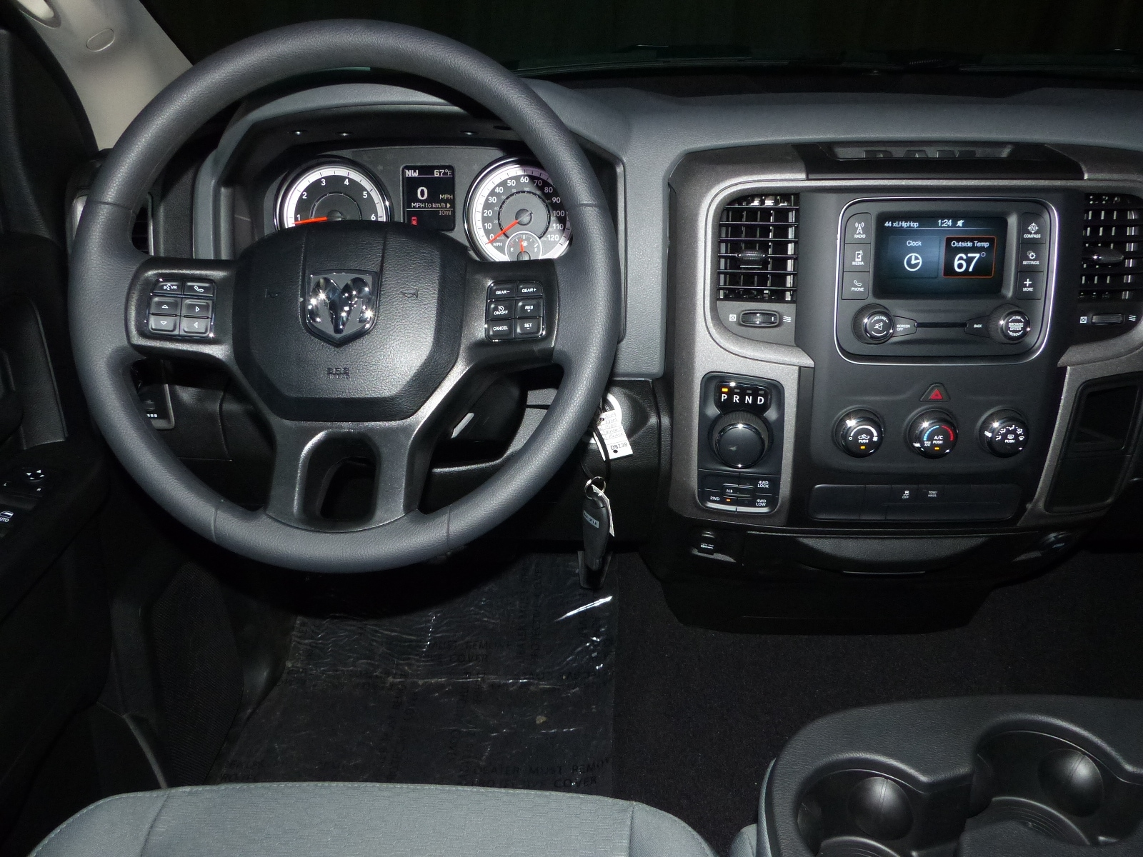 2019 Ram 1500 Quad Cab 4x4,  Pickup #D9238 - photo 10