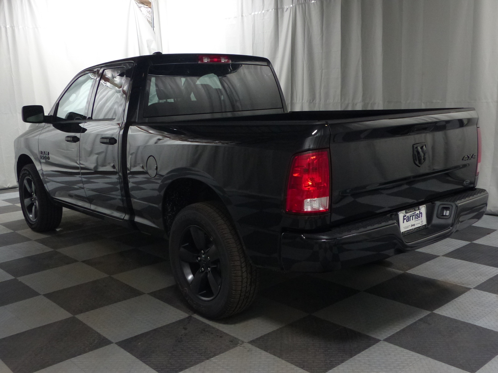 2019 Ram 1500 Quad Cab 4x4,  Pickup #D9238 - photo 6