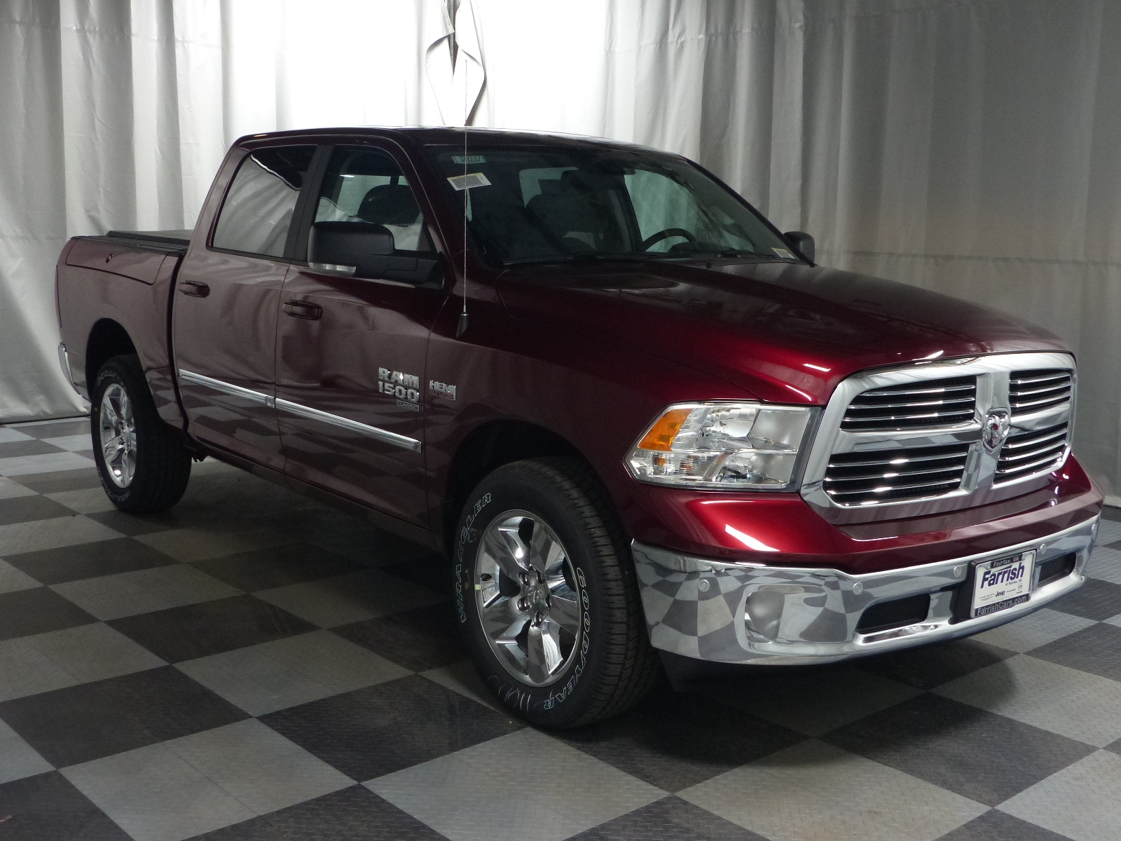 2019 Ram 1500 Crew Cab 4x4,  Pickup #D9247 - photo 3