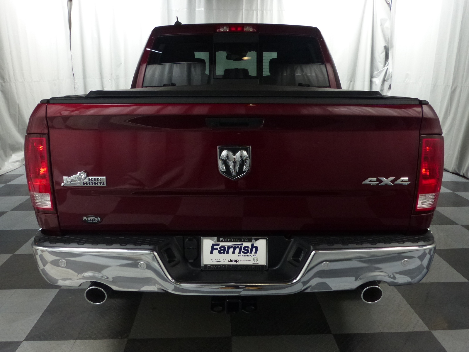2019 Ram 1500 Crew Cab 4x4,  Pickup #D9247 - photo 7