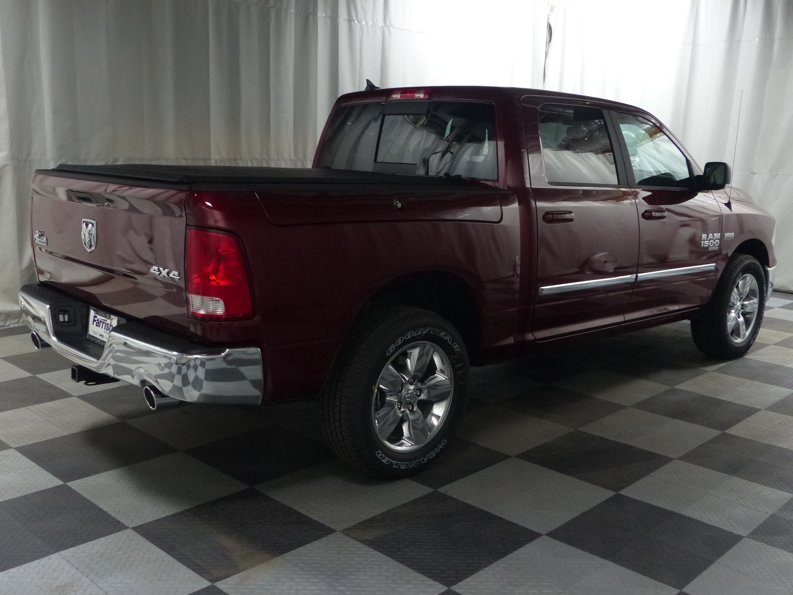 2019 Ram 1500 Crew Cab 4x4,  Pickup #D9247 - photo 2