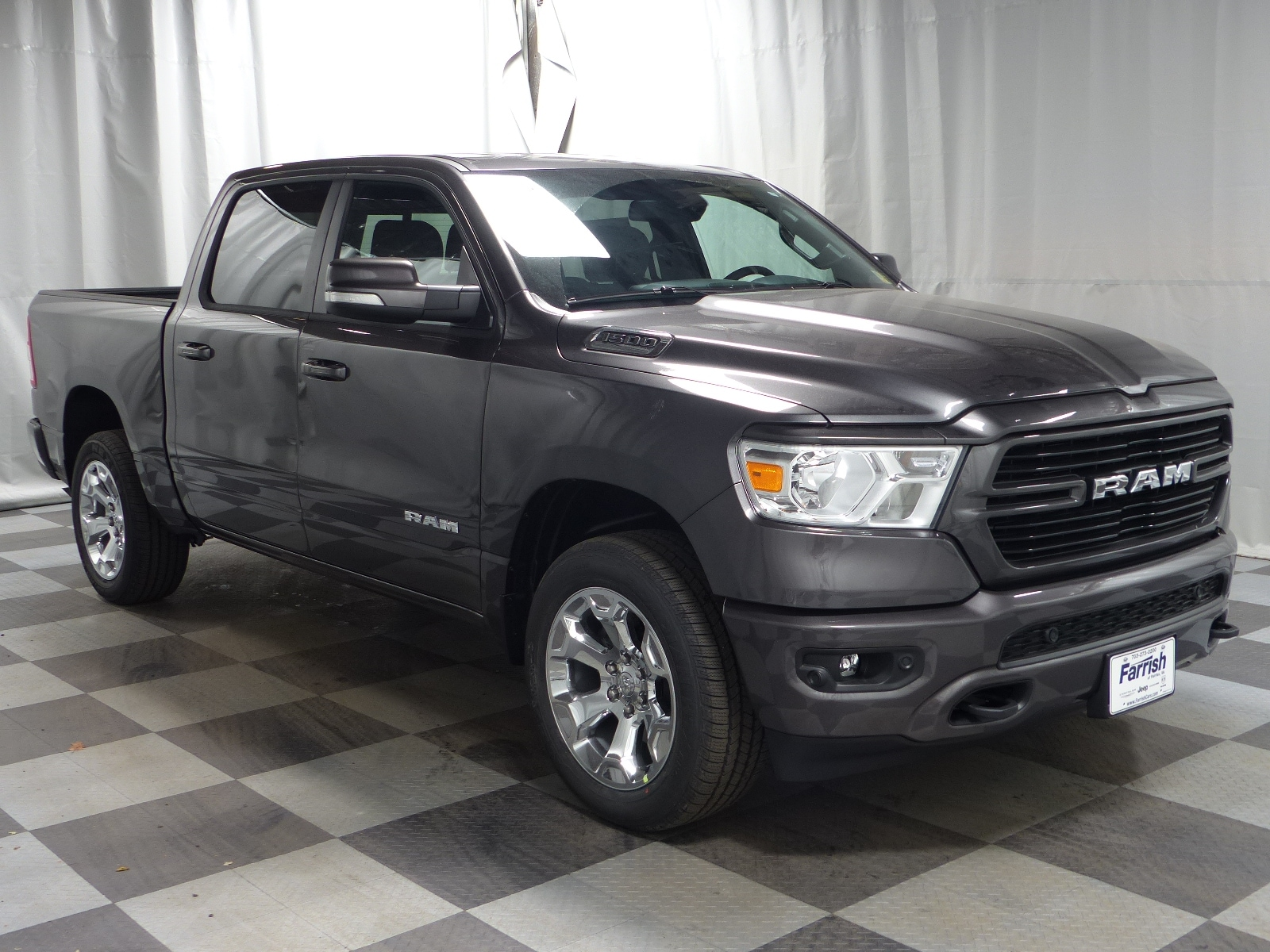 2019 Ram 1500 Crew Cab 4x4,  Pickup #D9290 - photo 3