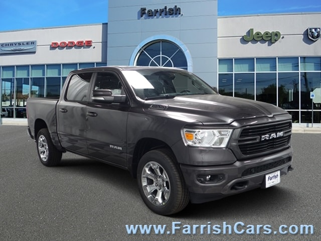 2019 Ram 1500 Crew Cab 4x4,  Pickup #D9290 - photo 1