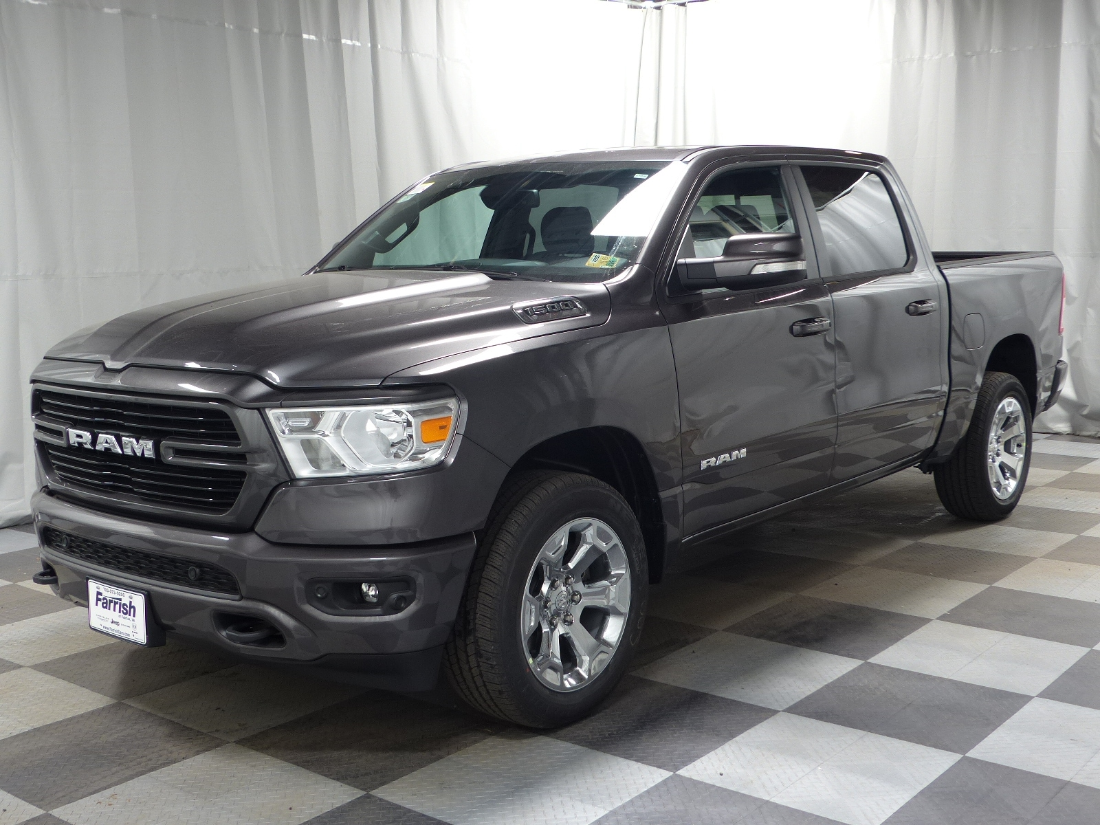 2019 Ram 1500 Crew Cab 4x4,  Pickup #D9290 - photo 5