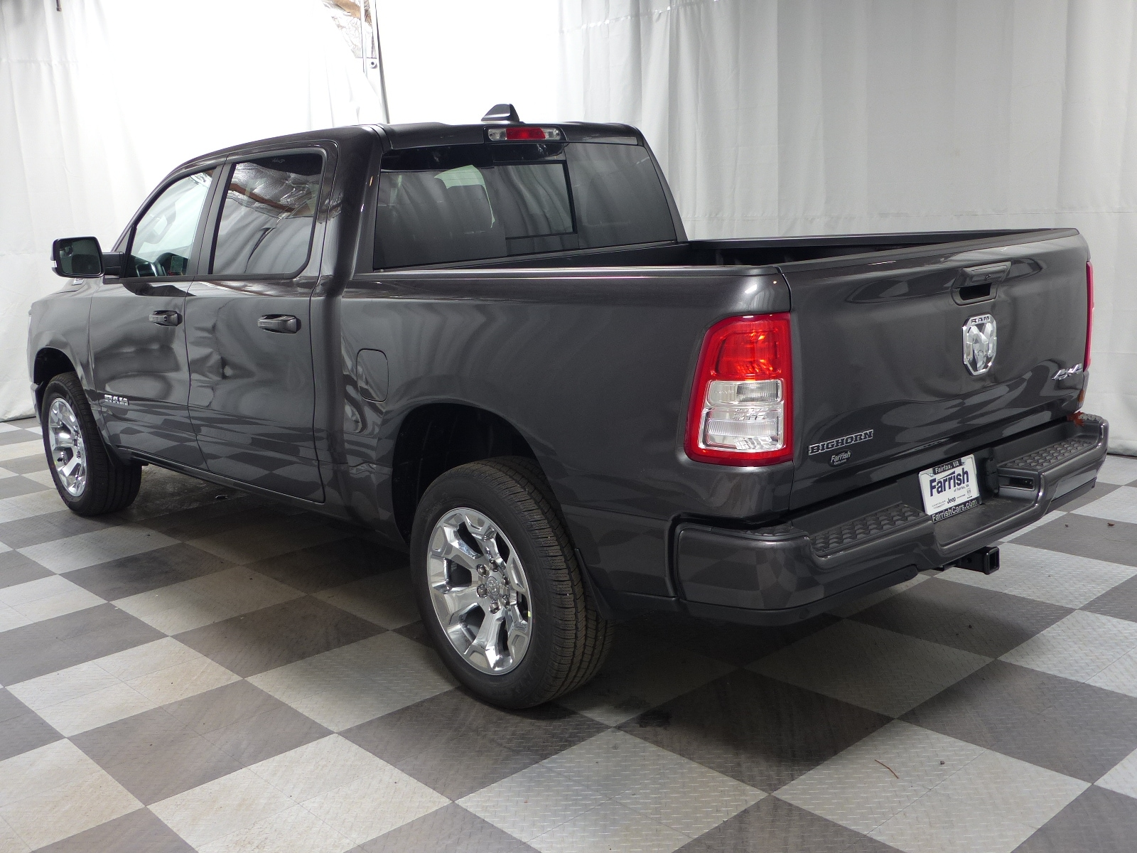 2019 Ram 1500 Crew Cab 4x4,  Pickup #D9290 - photo 6