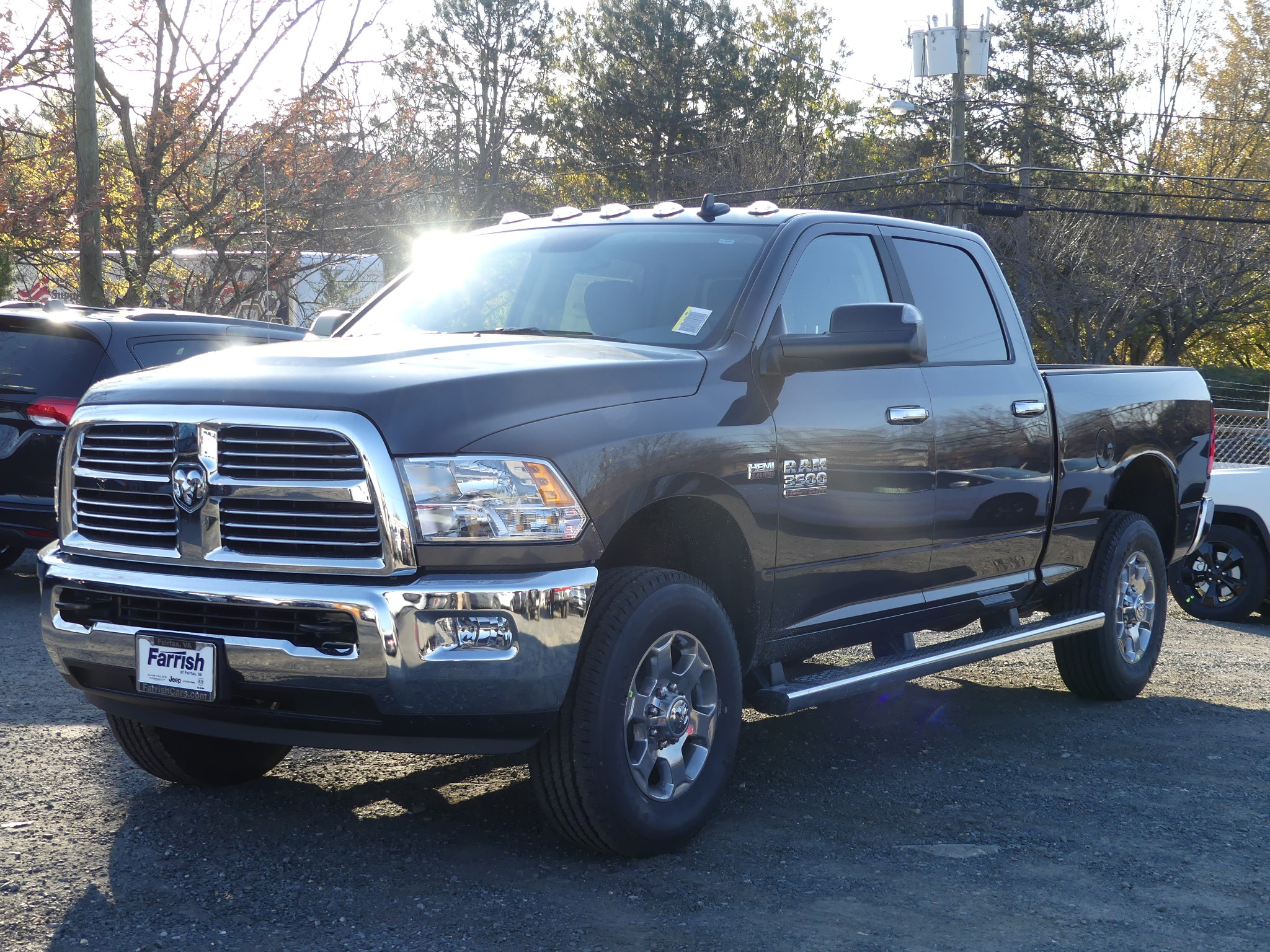 2018 Ram 3500 Crew Cab 4x4,  Pickup #D9317 - photo 5
