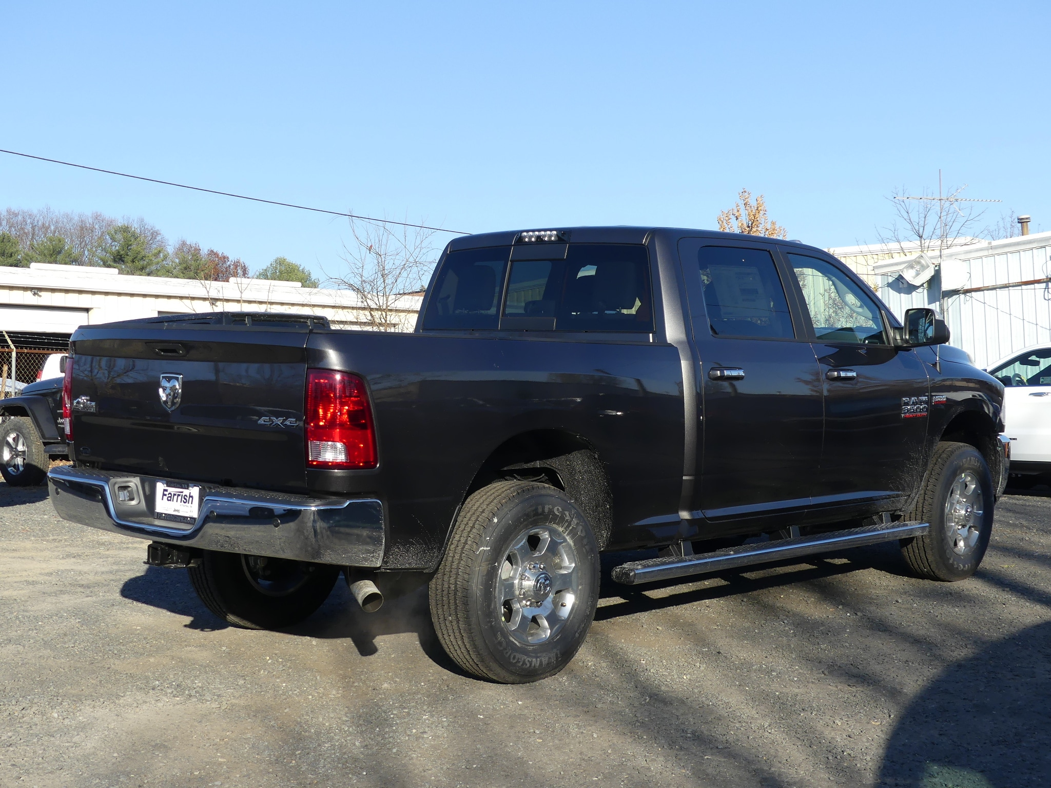 2018 Ram 3500 Crew Cab 4x4,  Pickup #D9317 - photo 2