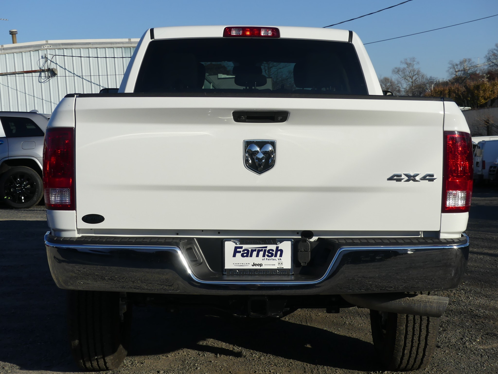 2018 Ram 2500 Crew Cab 4x4,  Pickup #D9320 - photo 7