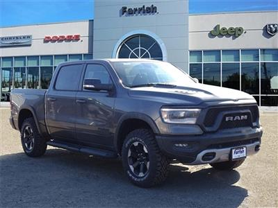 2021 Ram 1500 Crew Cab 4x4, Pickup #D9908 - photo 1