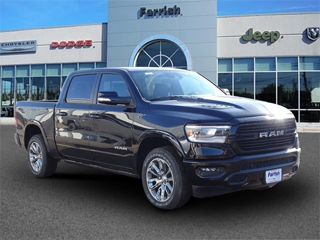 2021 Ram 1500 Crew Cab 4x4, Pickup #D9913 - photo 1