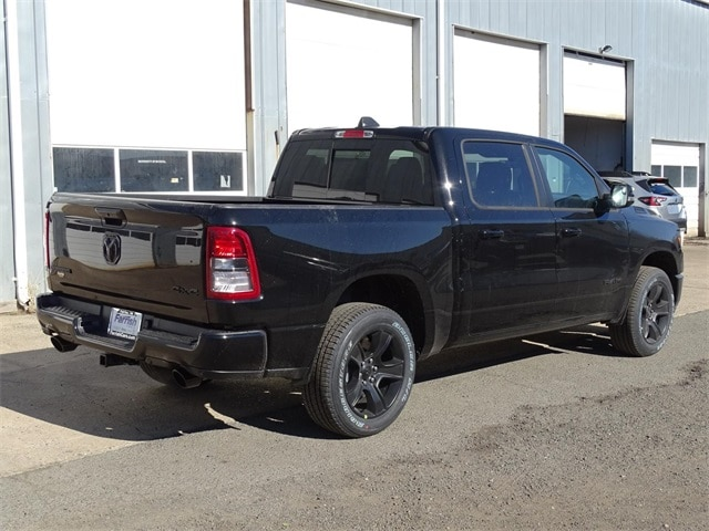 2021 Ram 1500 Crew Cab 4x4, Pickup #D9937 - photo 1