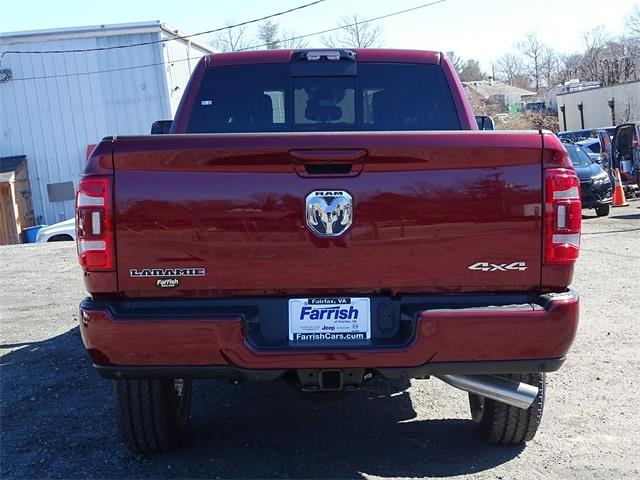 2021 Ram 2500 Crew Cab 4x4, Pickup #D9946 - photo 3