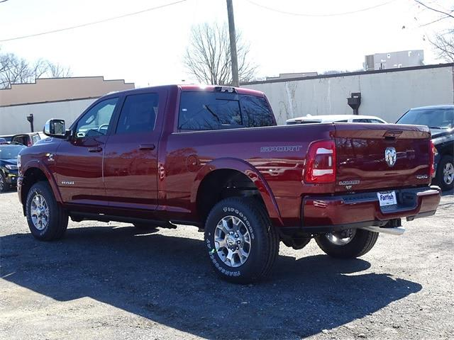 2021 Ram 2500 Crew Cab 4x4, Pickup #D9946 - photo 4