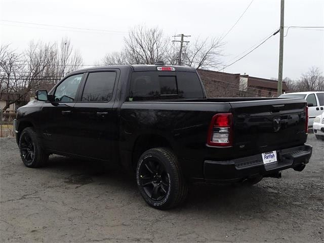 2021 Ram 1500 Crew Cab 4x4, Pickup #D9947 - photo 4