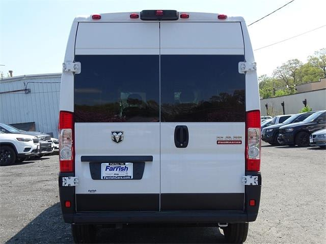 2021 Ram ProMaster 2500 High Roof FWD, Empty Cargo Van #D9952 - photo 4
