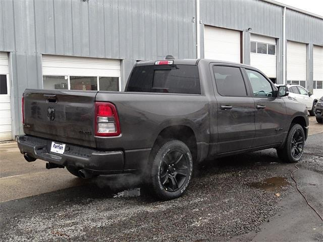 2021 Ram 1500 Crew Cab 4x4, Pickup #D9962 - photo 1