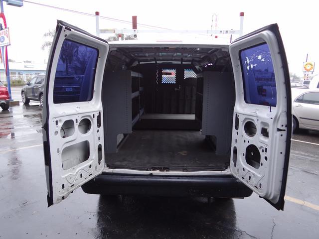 2007 Ford E-150 4x2, Upfitted Cargo Van #7DA86460 - photo 1