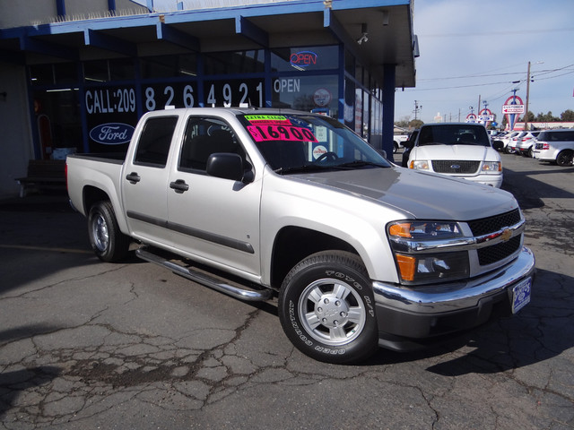 2008 Chevrolet Colorado Crew Cab 4x2, Pickup #88186261 - photo 1