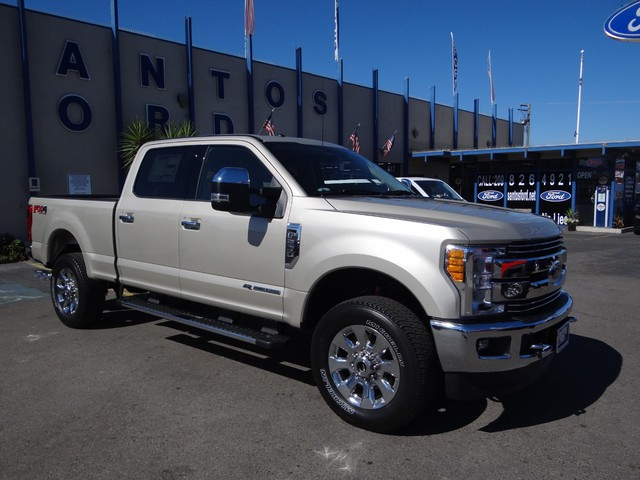 2017 F-250 Crew Cab 4x4, Pickup #HED93332 - photo 5