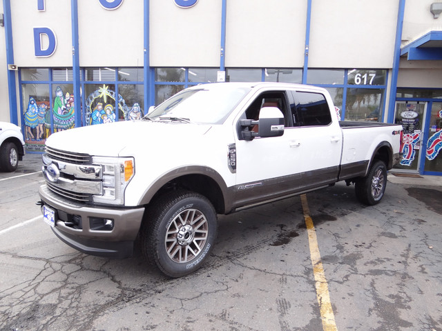 2018 F-250 Crew Cab 4x4, Pickup #JEB11691 - photo 6