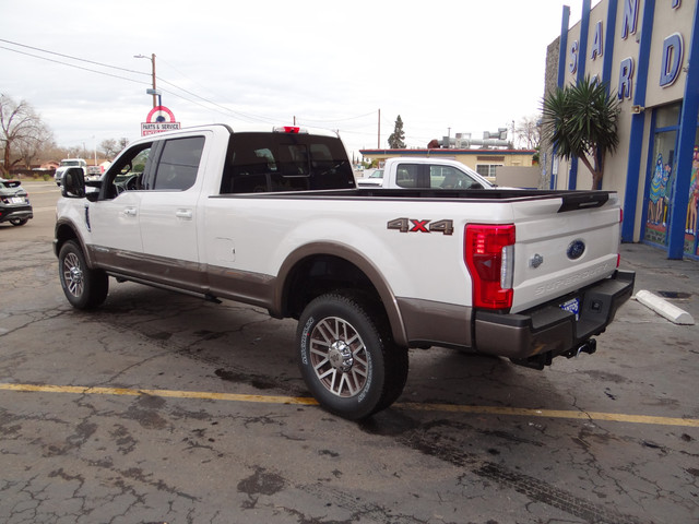 2018 F-250 Crew Cab 4x4, Pickup #JEB11691 - photo 7