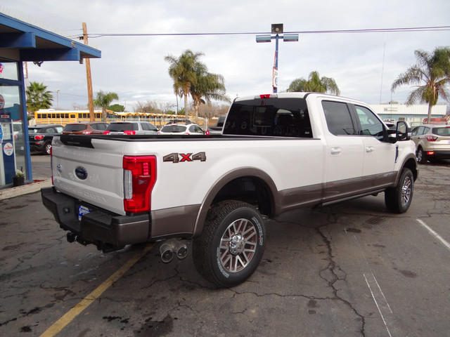 2018 F-250 Crew Cab 4x4, Pickup #JEB11691 - photo 2