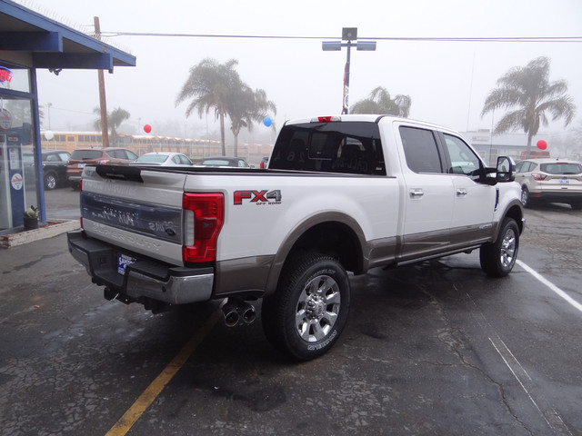 2018 F-250 Crew Cab 4x4, Pickup #JEB30276 - photo 7