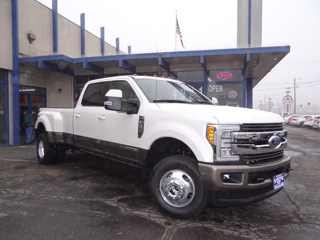 2018 F-350 Crew Cab DRW 4x4, Pickup #JEB30277 - photo 3