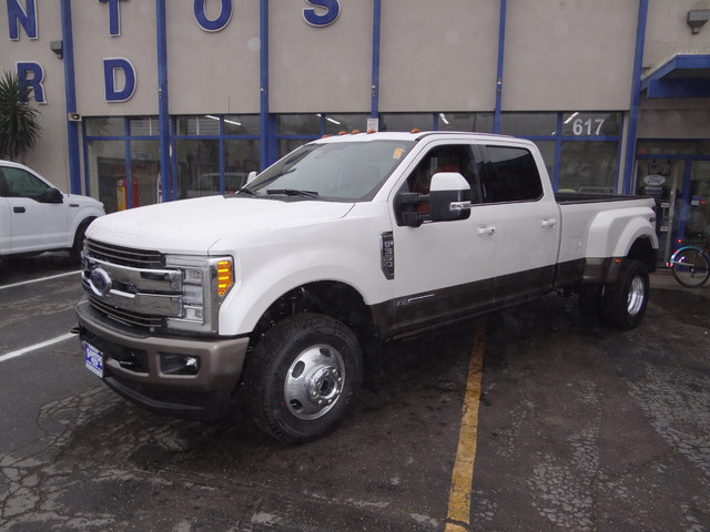 2018 F-350 Crew Cab DRW 4x4, Pickup #JEB30277 - photo 1