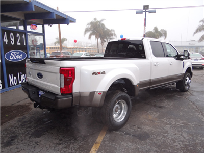 2018 F-350 Crew Cab DRW 4x4, Pickup #JEB30277 - photo 7
