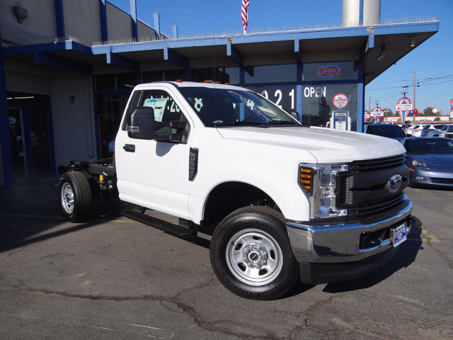 2018 F-350 Regular Cab 4x4,  Cab Chassis #JEB84824 - photo 1