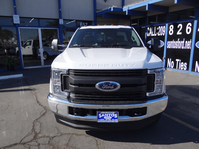 2018 F-350 Regular Cab 4x4, Cab Chassis #JEB84824 - photo 5