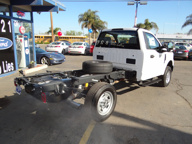 2018 F-350 Regular Cab 4x4, Cab Chassis #JEB84824 - photo 2