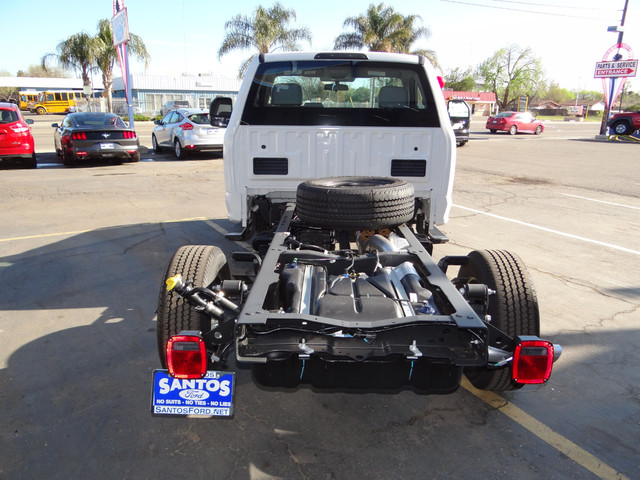 2018 F-350 Regular Cab 4x4, Cab Chassis #JEB84824 - photo 9
