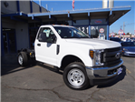 2018 F-350 Regular Cab DRW, Cab Chassis #JEB84825 - photo 1