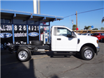 2018 F-350 Regular Cab DRW 4x2,  Cab Chassis #JEB84825 - photo 8