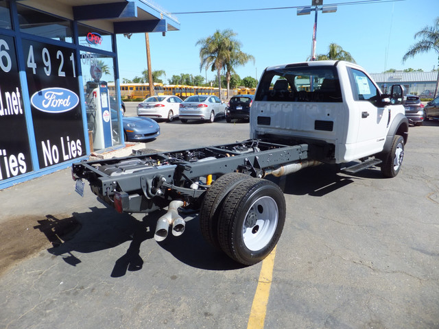 2018 F-550 Regular Cab DRW 4x2,  Cab Chassis #JEB84826 - photo 4