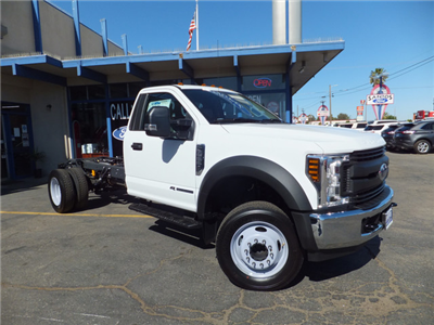 2018 F-550 Regular Cab DRW 4x2,  Cab Chassis #JEB84826 - photo 5