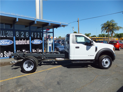 2018 F-550 Regular Cab DRW 4x2,  Cab Chassis #JEB84826 - photo 6