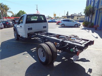 2018 F-550 Regular Cab DRW 4x2,  Cab Chassis #JEB84826 - photo 2