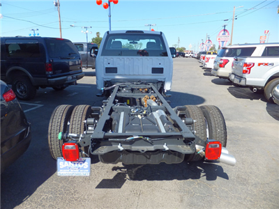 2018 F-550 Regular Cab DRW 4x2,  Cab Chassis #JEB84826 - photo 23