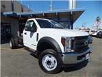 2018 F-550 Regular Cab DRW 4x2,  Cab Chassis #JEB84826 - photo 3