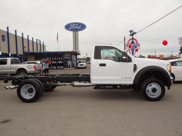 2018 F-550 Regular Cab DRW, Cab Chassis #JEB84827 - photo 5