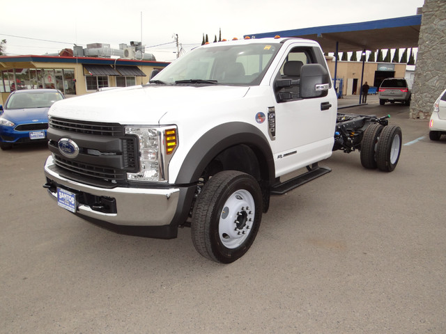 2018 F-550 Regular Cab DRW, Cab Chassis #JEB84827 - photo 7