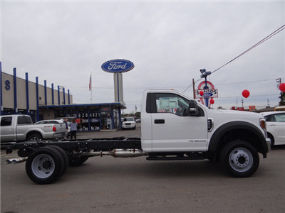 2018 F-550 Regular Cab DRW, Cab Chassis #JEB84827 - photo 4