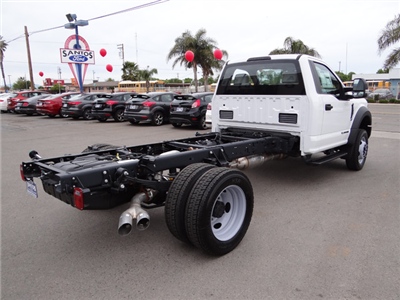 2018 F-550 Regular Cab DRW, Cab Chassis #JEB84827 - photo 2