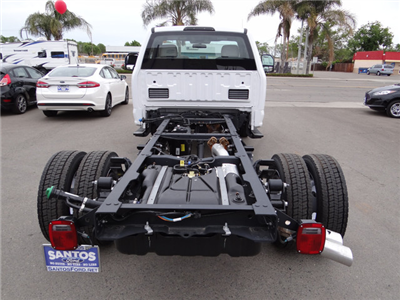 2018 F-550 Regular Cab DRW, Cab Chassis #JEB84827 - photo 21