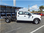 2018 F-350 Crew Cab 4x2,  Cab Chassis #JEB84828 - photo 4