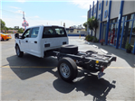 2018 F-350 Crew Cab 4x2,  Cab Chassis #JEB84828 - photo 1